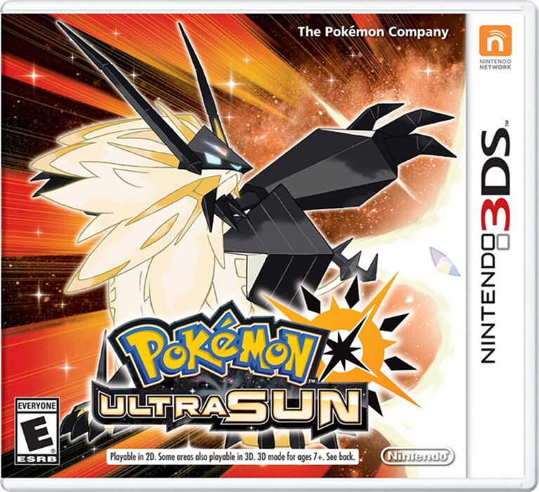 Nintendo 3DS - Pokémon Ultra Sun