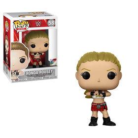 Figurine en vinyle Ronda Rousey de WWE par Funko POP!