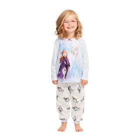 Disney 2 piece PJ set - Nature is magical - Frozen II Blue - Size 2