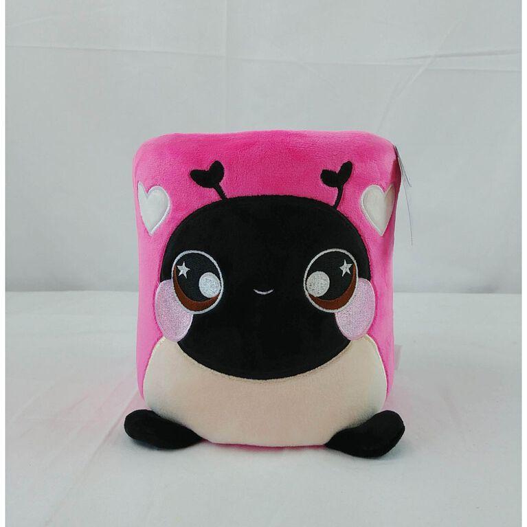 """Squeezamals - Marshmallow 8"""" - Ladybug"""
