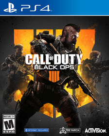 PlayStation 4 - Call Of Duty Black Ops 4
