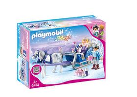 Playmobil - Sleigh with Royal Couple