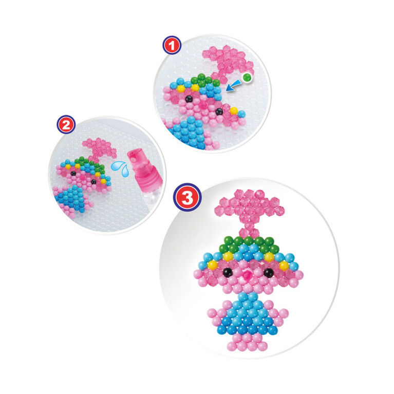 Aquabeads World Tour Character Set