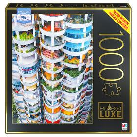 Big Ben, Puzzle de 1 000 pièces, Immeuble