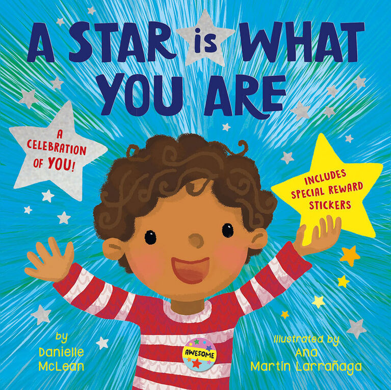 A Star is What You Are - Édition anglaise