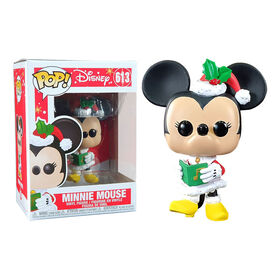 Funko POP! Movies: Mickey Mouse - Holiday Minnie