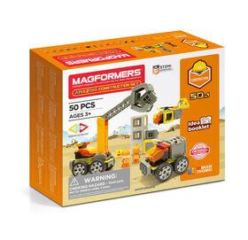 Coffret de construction Magformers Amaz!ng de 50 pièces