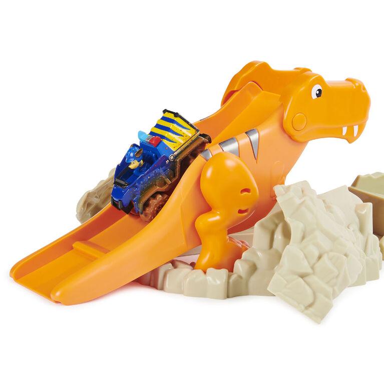Paw Patrol Dino T-Rex Rescue - Notre exclusivité