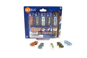 HEXBUG Nano NITRO, emballage de 5 - Plusieurs couleurs et styles
