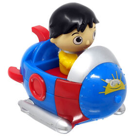 Ryan's World 35 Ryan's Racer - Ryan's Spaceship