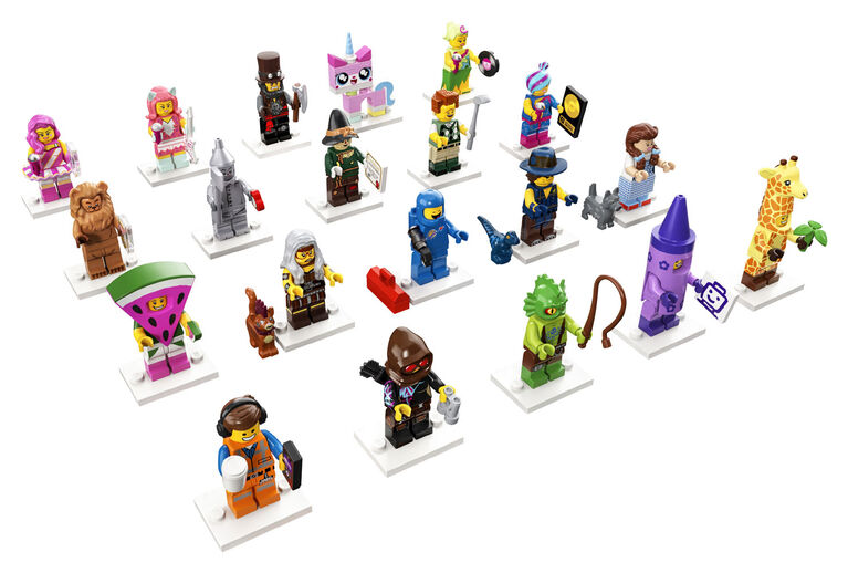 LEGO Movie 2 Minifigures 71023
