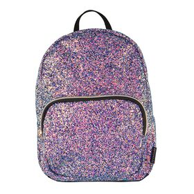S. Lab Chunky Glitter Mini  Backpack-Midnight