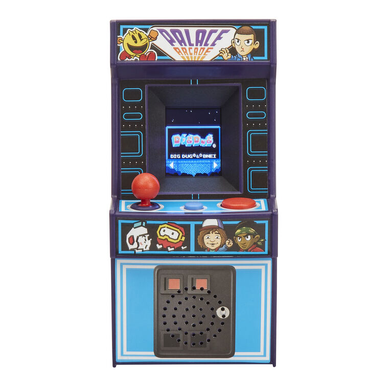 Hasbro Gaming Stranger Things Palace Arcade Handheld Electronic Game