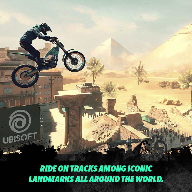 PlayStation 4 - Trials Rising Gold Edition