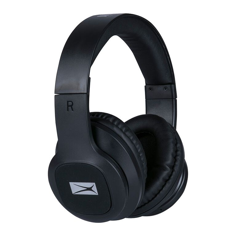 Altec Lansing Bluetooth Over The Ear Headphones - Black