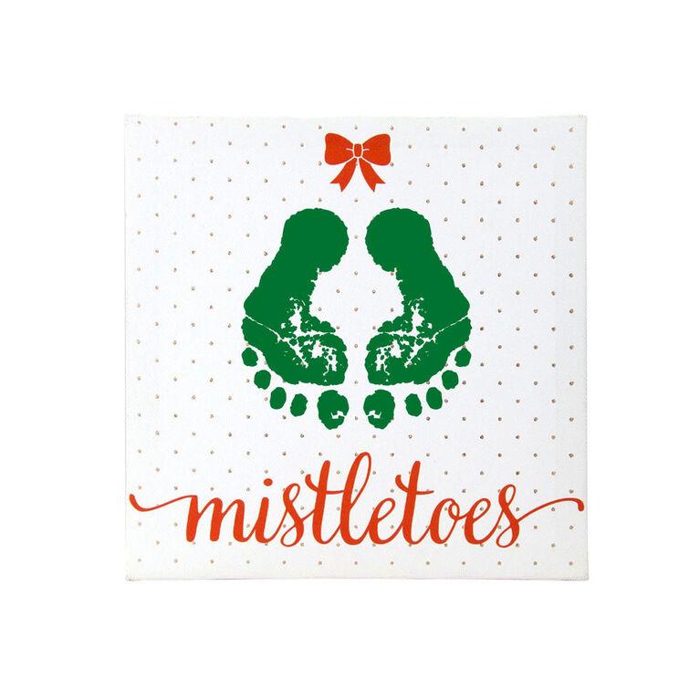 Toile Mistletoes Pearhead
