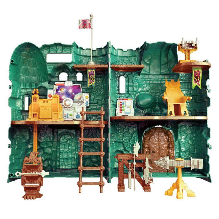 Les Maîtres De L'univers Origins - Le Château Des Ombres