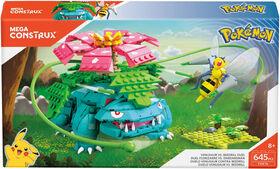 Mega Construx -  Pokemon Venusaur vs Beedrill Playset