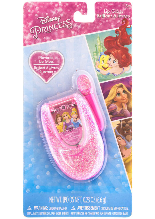 Disney Princess Cell Phone Shaped-Lip Gloss Compact