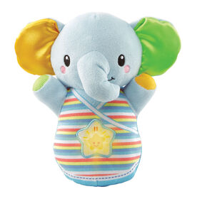 Vtech - Glowing Lullabies Elephant (Blue) - English Edition