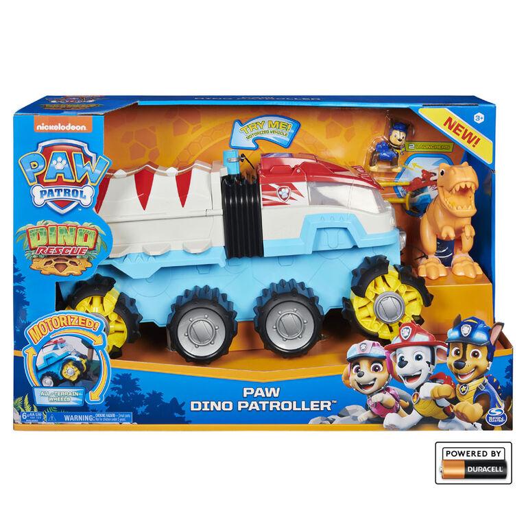 Paw Patrol Dino Team Vehicle Patroller