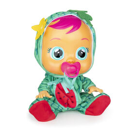 Cry Babies Tutti Frutti Mel The Watermelon Scented Doll