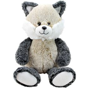 "Animal Adventure 10"" Seated Fun Fox Doll 10"" Plush Fox Doll"