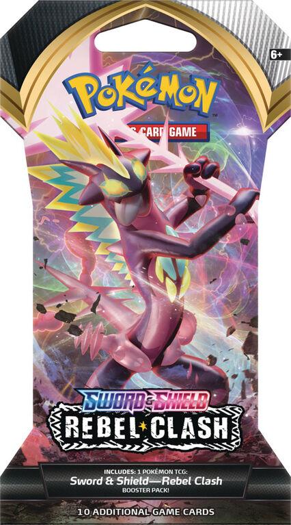 Emballage-coque Clash des Rebelles Pokémon