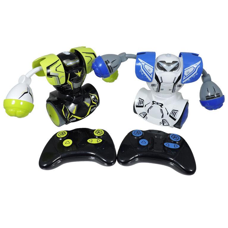 Robots Kombat Twin Pack