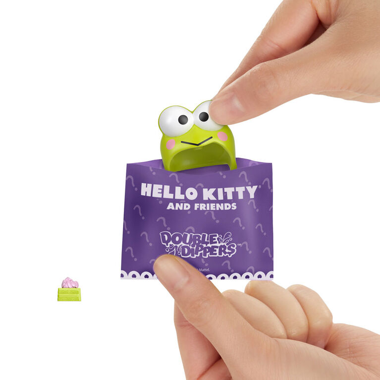 Hello Kitty-Figurines Colour Reveal & accessoires  - Les styles peuvent varier