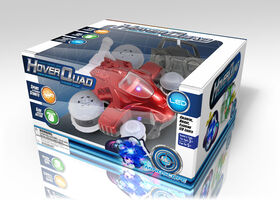 Mindscope HoverQuad Mini - Rouge.