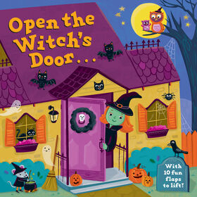 Open the Witch's Door - Édition anglaise