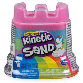 Kinetic Sand, Moule simple Licorne arc-en-ciel de 141 g