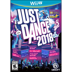 Nintendo Wii U - Just Dance 2018