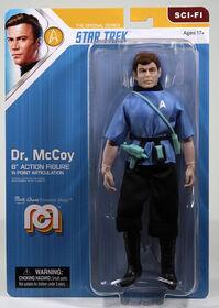 Mego Figurines Sci Fi - Star Trek McCoy - English Edition