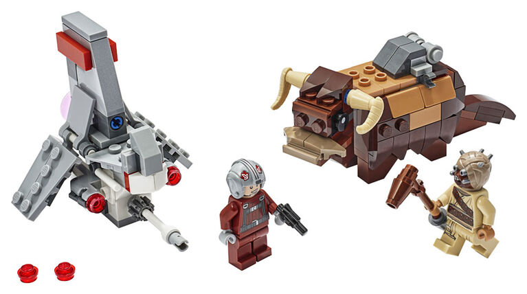LEGO Star Wars TM T-16 Skyhopper vs Bantha Microfighters 75265