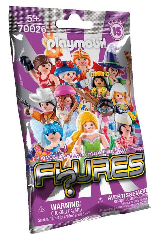 Playmobil - Figures Series 15 - Girls