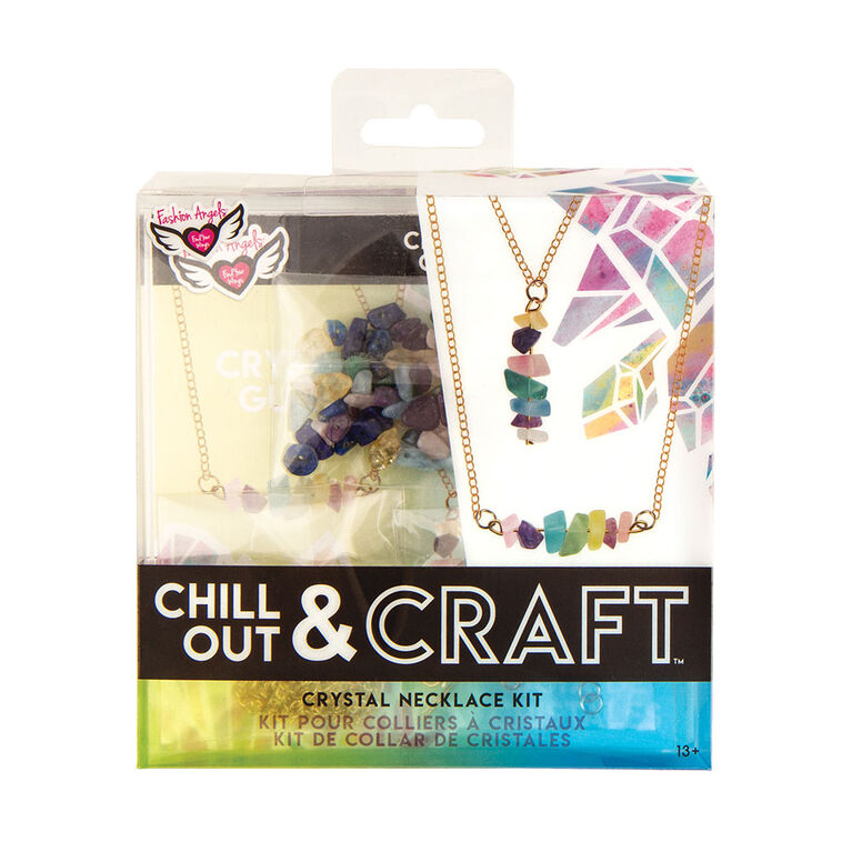 Chill Out & Craft Chakra Necklace Kit