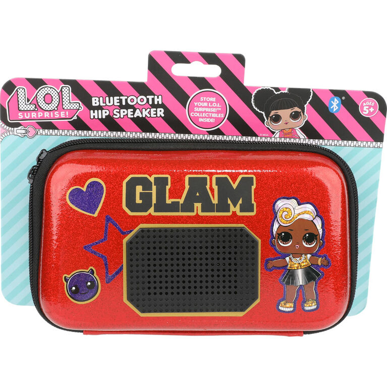 L.O.L. Purse Clutch Speaker