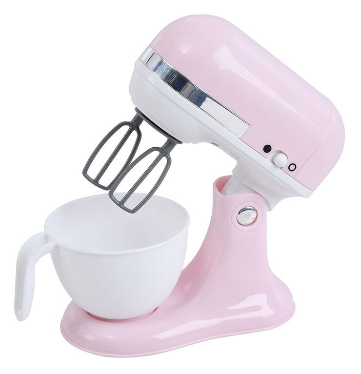 Just Like Home - Classy Kitchen Appliance Trio - Pink