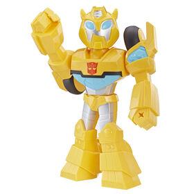Playskool Heroes - Transformers Rescue Bots Academy - Mega Mighties Bumblebee 10-Inch Action Figure