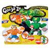 Heroes of Goo Jit Zu Versus Pack - Tygor vs Viper