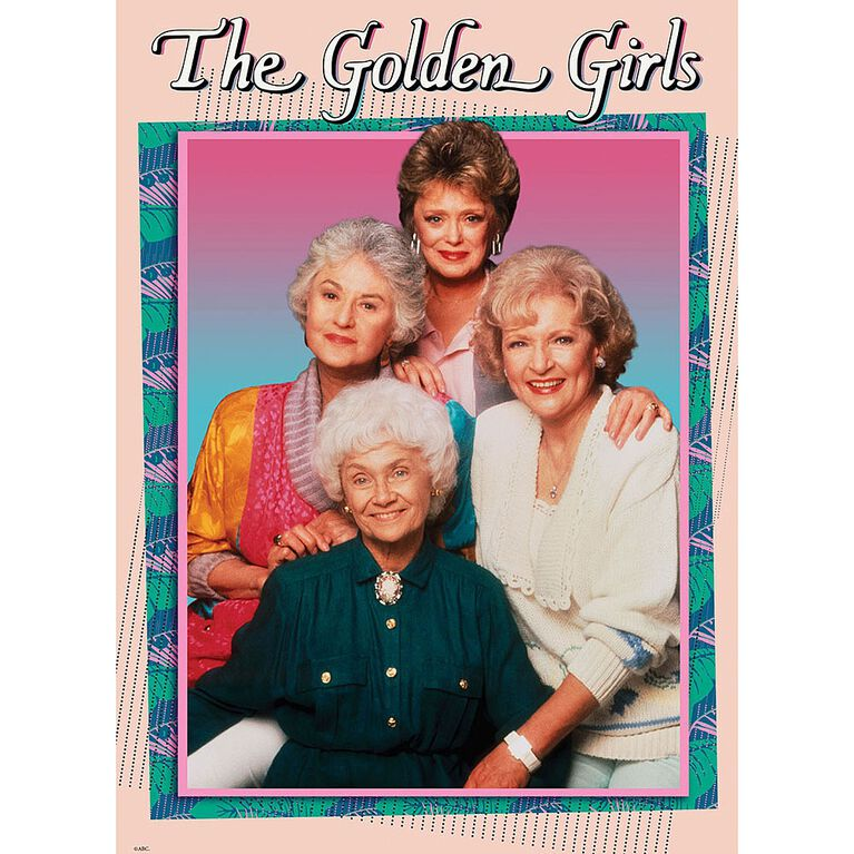 Puzzle: The Golden Girls