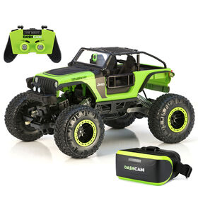 New Bright R/C Dash Cam Trailcat.