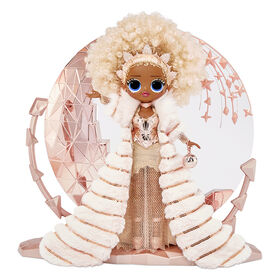 LOL Surprise Holiday OMG 2021 Collector NYE Queen Fashion Doll