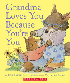 Grandma Loves You Because You're You - Édition anglaise