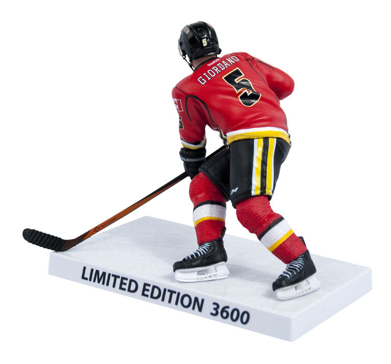"NHL Figure 6"" - Mark Giordano"