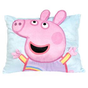 Oreiller de personnage Peppa Pig