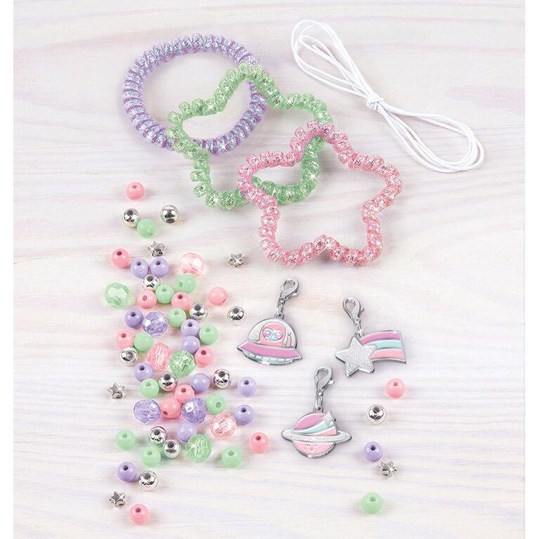 Make It Real - Sparkly Spiral Bracelet