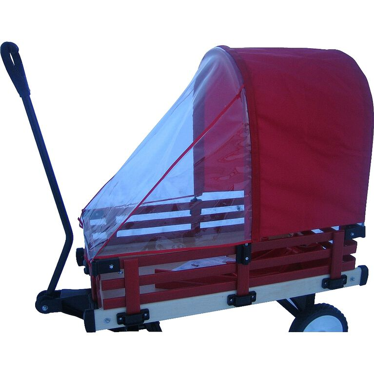 Millside - All Season Wagon Canopy With Removable Weathershield